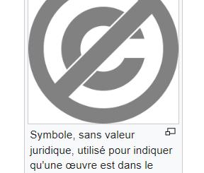 Domaine public (propriété intellectuelle) — Wikipédia