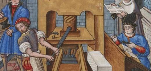 Avec l'apparition de l'imprimerie au XVe siècle, les premiers monopoles d'exploitation sur les œuvres ont été accordés par lettres patentes.