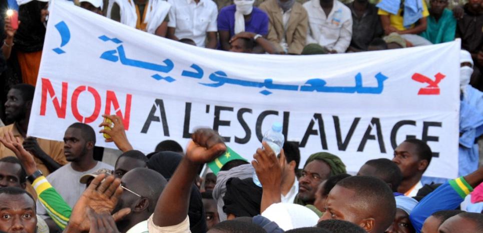 mauritanie esclavage