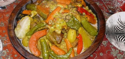 Couscous au légumes