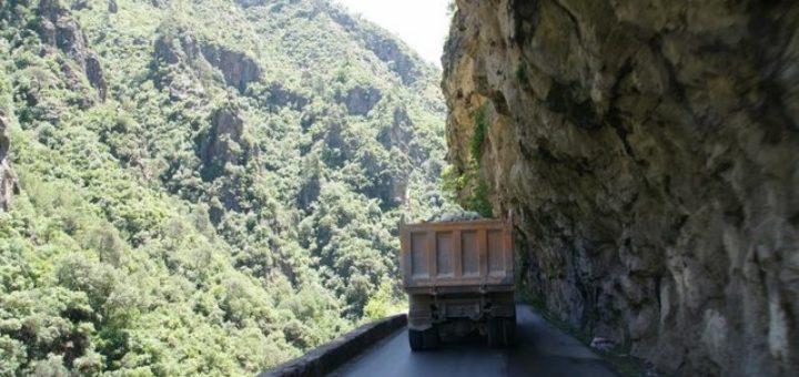 Gorges de Kherrata