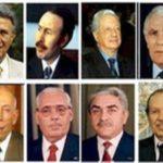 Présidents Algeriens