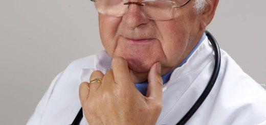 Docteur pensif
